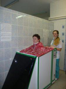 Сухая углекислая ванная